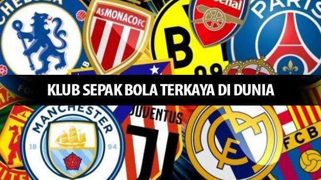 Klub Sepak Bola Terkaya di Dunia
